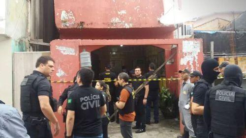Gunmen kill 11 in Brazil bar 'massacre', officials say