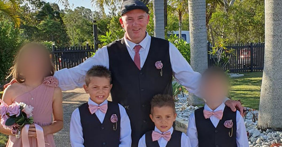 'I feel empty': Father of boys killed in Wellington crash speaks of grief – 9News