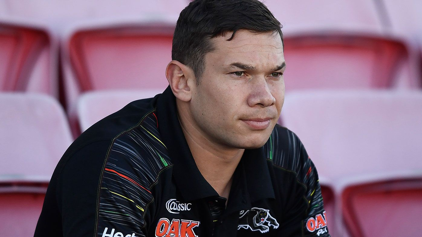Panthers star Brent Naden 'definitely affected' by racial abuse says Ivan Cleary as Andrew Johns calls for life ban
