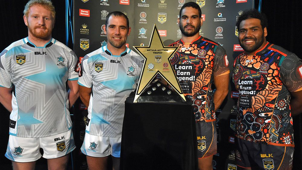 NRL All Stars match must stay: Thaiday