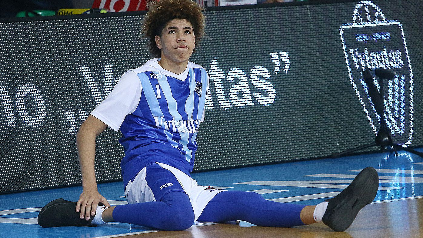 LaVar Ball flirts with the possibility of his son LaMelo heading to Australia