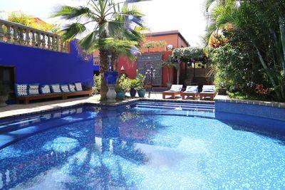 <strong>Hotel California, Todos Santos</strong>