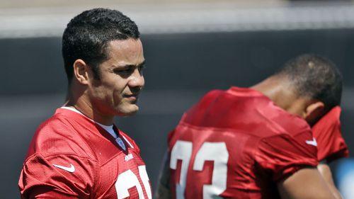 Inman reports on former NRL star Jarryd Hayne's new NFL team, the San Francisco 49ers.
