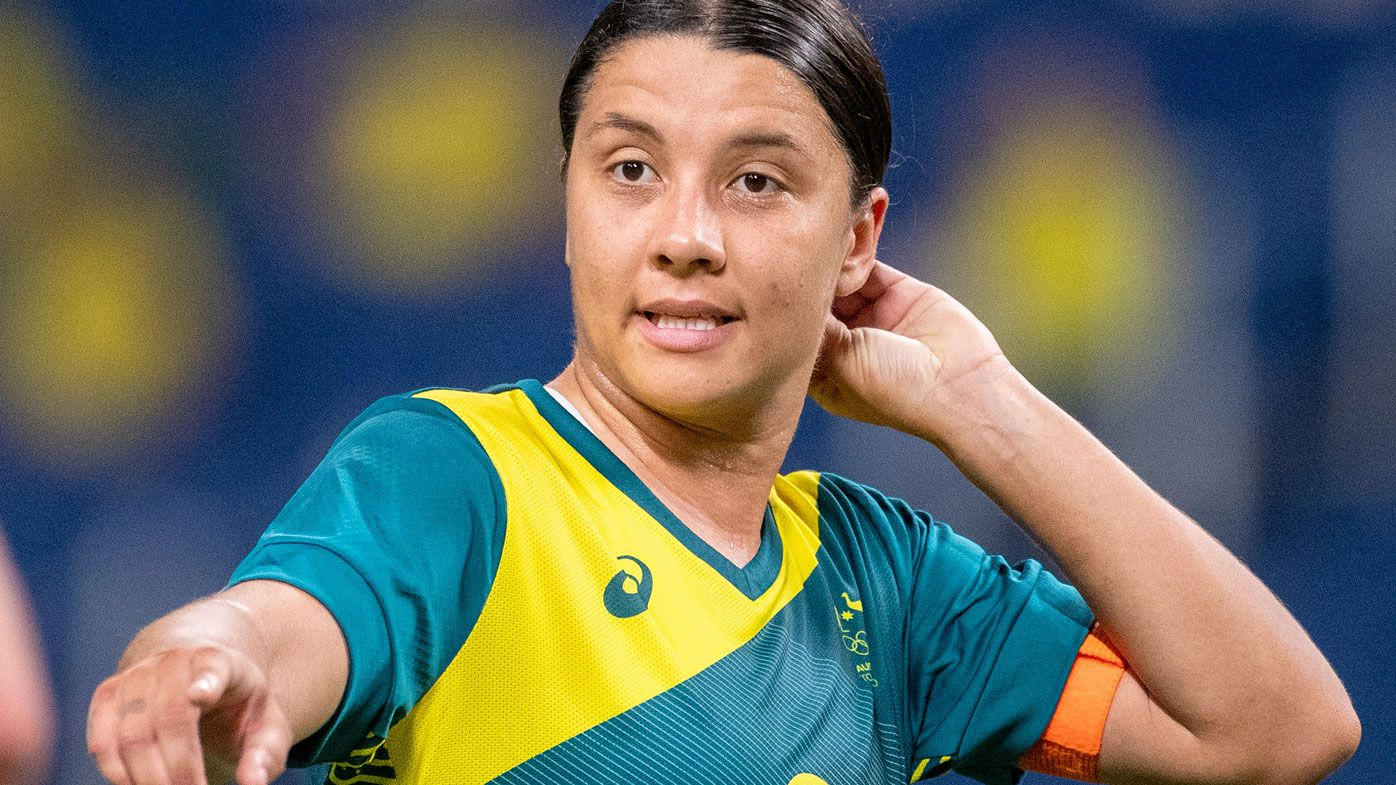Tokyo Olympics 2021: Sam Kerr 'likely' to be substitute in semi-final as fatigue sets in for Matildas stars
