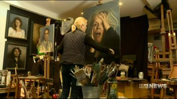VIDEO: Brushstrokes reveal health secrets of our most famous artists