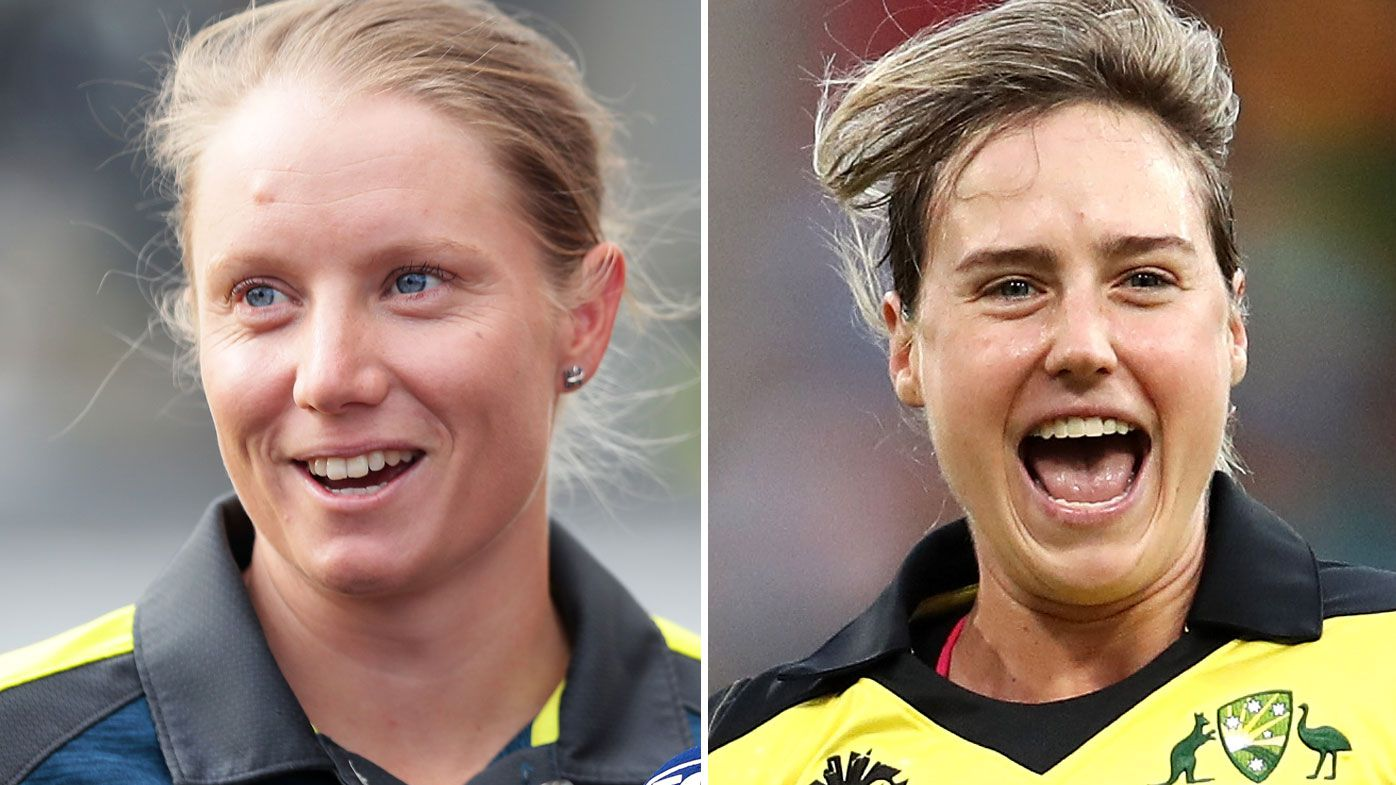 Alyssa Healy and Ellyse Perry are excited over the prospect of fully-fledged women's IPL