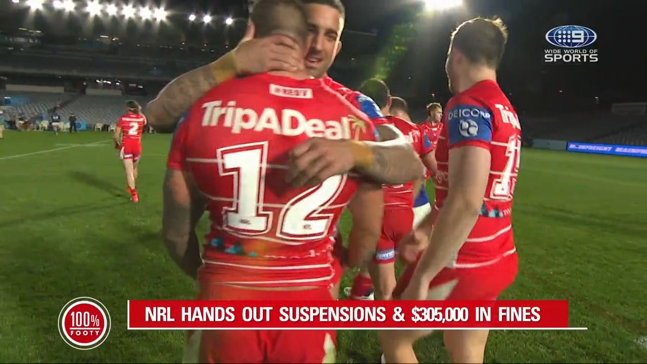 NRL to re-open investigation into Dragons house party if it emerges that partners attended