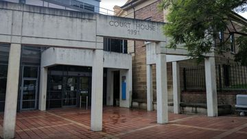 Campbelltown courthouse