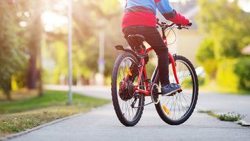 Bike children injuries NSW
