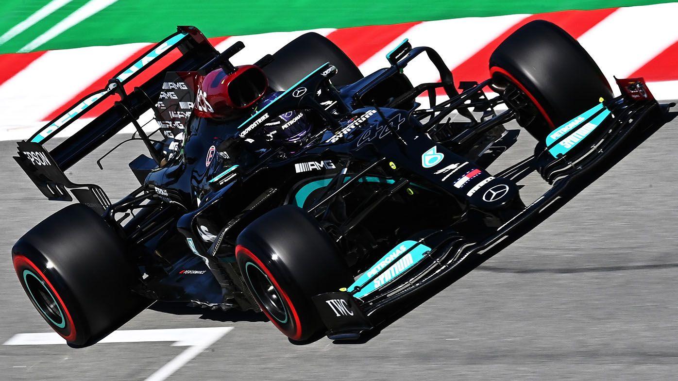Lewis Hamilton takes 100th career pole position at F1 Spanish GP, Daniel Ricciardo seventh