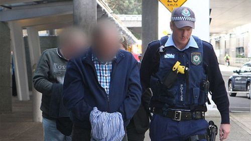 Men accused of raping baby extradited to NSW