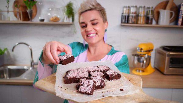 Jane de Graaff's gluten and dairy free black bean brownies