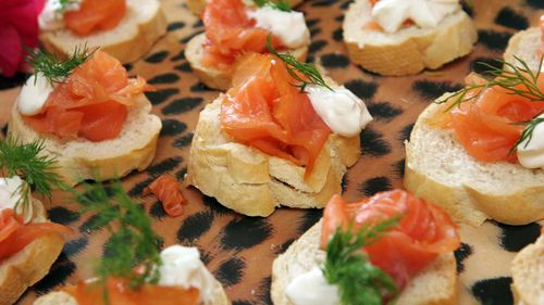 Two people have died from listeriosis after eating contaminated smoked salmon.