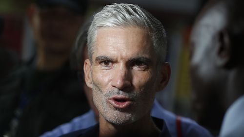 Former Socceroo Craig Foster is leading the charge to free Mr al-Araibi.
