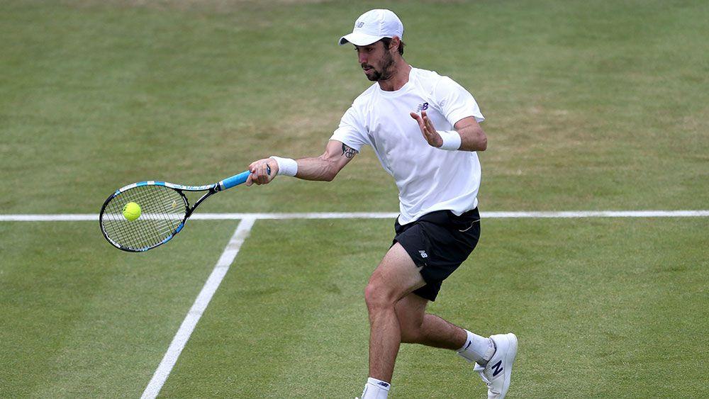 Jordan Thompson and Thanasi Kokkinakis beaten at Queen's Club tennis tournament
