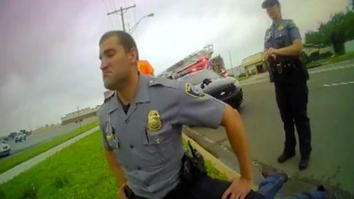 Derrick Scott arrest