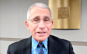 Dr Fauci apologises for suggesting UK rushed vaccine decision