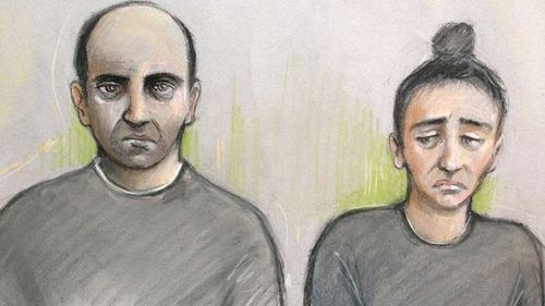 Sabrina Kouider and Ouissem Medouni are charged with her murder.