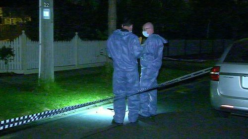A Melbourne man was rendered unconscious during a car-jacking. (9NEWS)