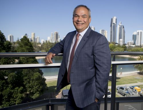 Gold Coast Mayor Tom Tate will speak at the closing ceremony. (AAP)