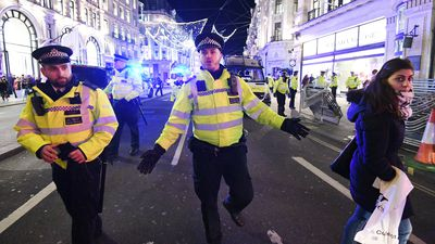 London subway scuffle led to Oxford Circus chaos