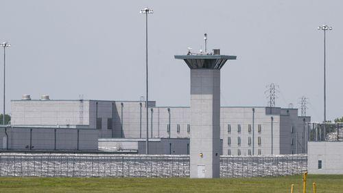 Federal prison, Terre Haute