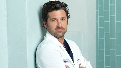 Derek Shepherd — Grey's Anatomy