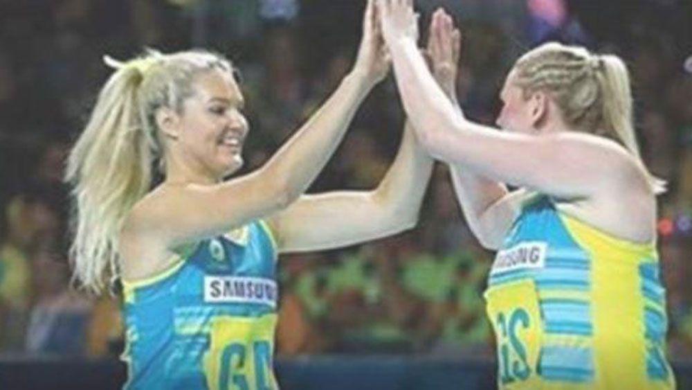 Diamonds beat NZ in Fast 5s netball
