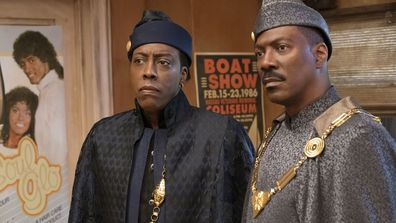 'Coming to America' was released 33 years ago.