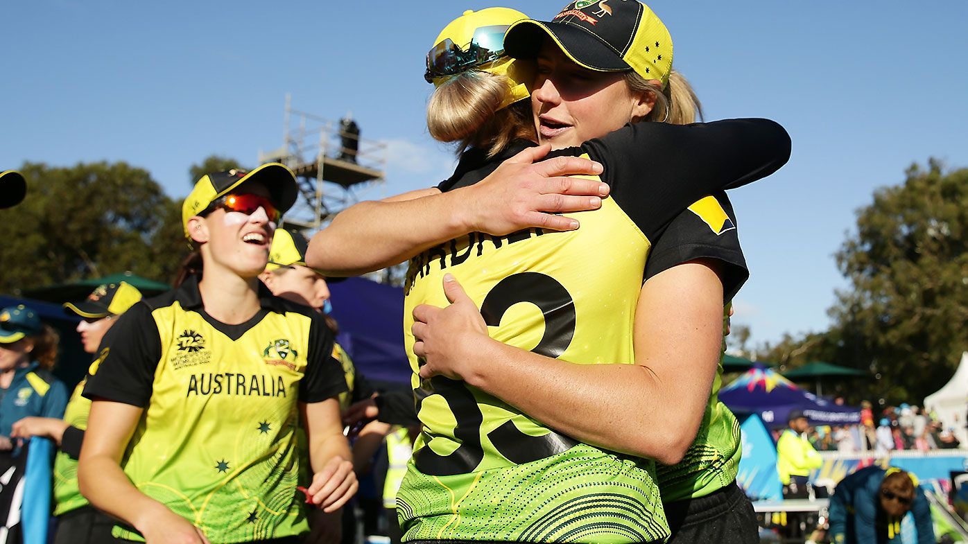 Ellyse Perry ruled out of T20 Women's World Cup with hamstring injury