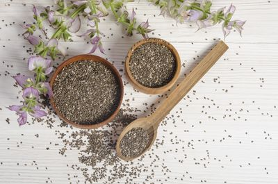 <strong>Swap chia seeds for...</strong>
