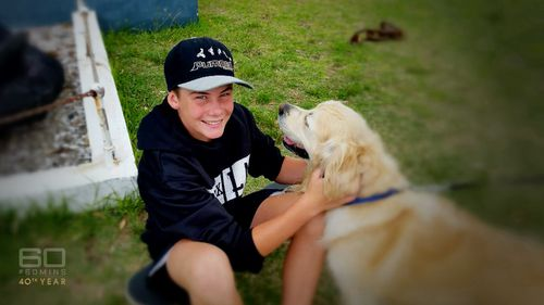 Kodi Pearson took his own life after being the victim of bullying.(60 Minutes)