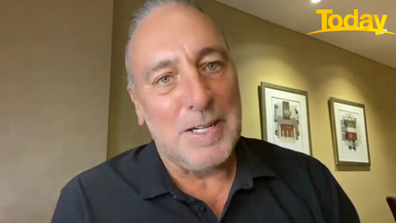 Hillsong founder Brian Houston told Today attending church is more important than ever.