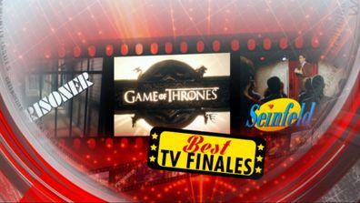 Best TV finales