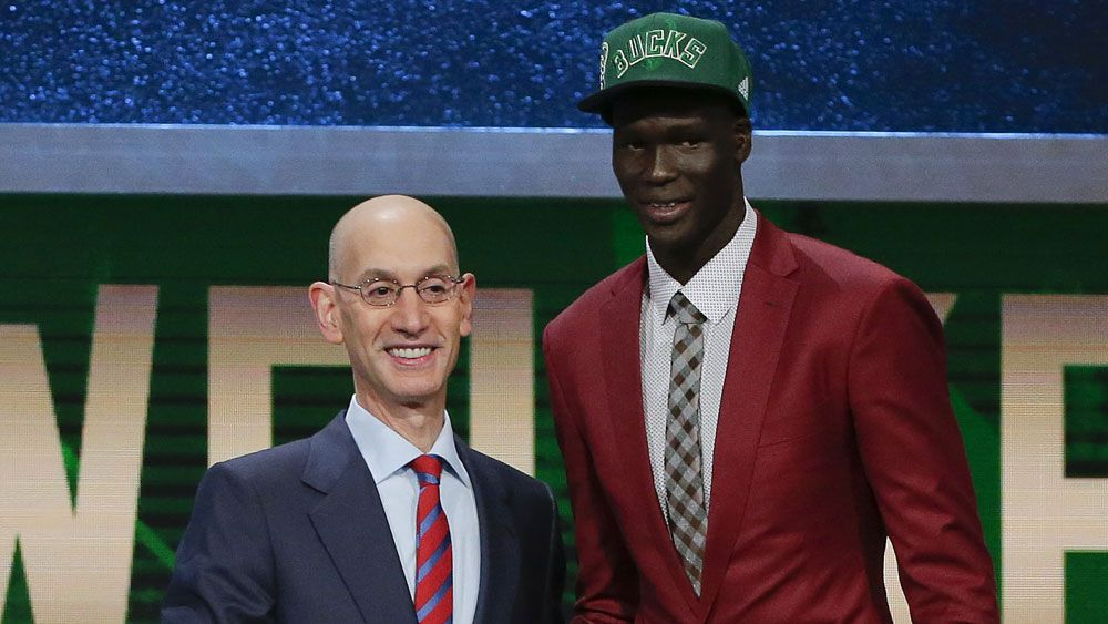 NBA: Maker picked No.10 in NBA Draft