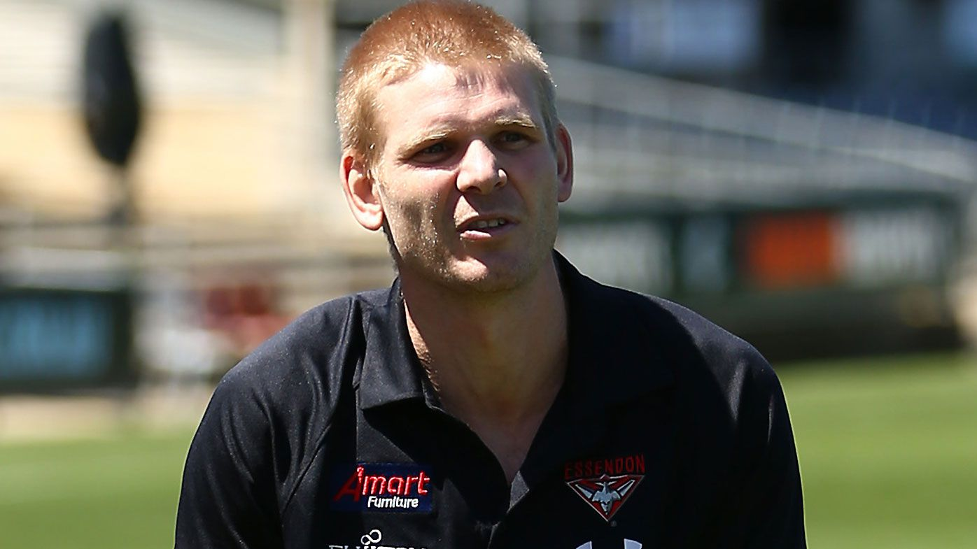 EXCLUSIVE: Matthew Lloyd says Michael Hurley's hip infection leaves Bombers 'under pressure at both ends'