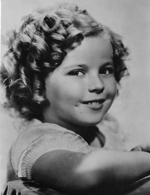 The milk protein was dubbed the 'Shirley Temple' after the young actress' distinctive ringlet hair. (AAP)