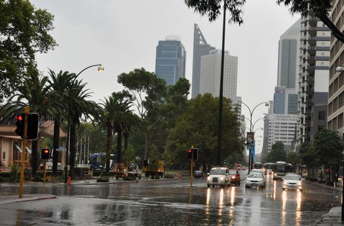 Wet weather to hit Perth this weekend