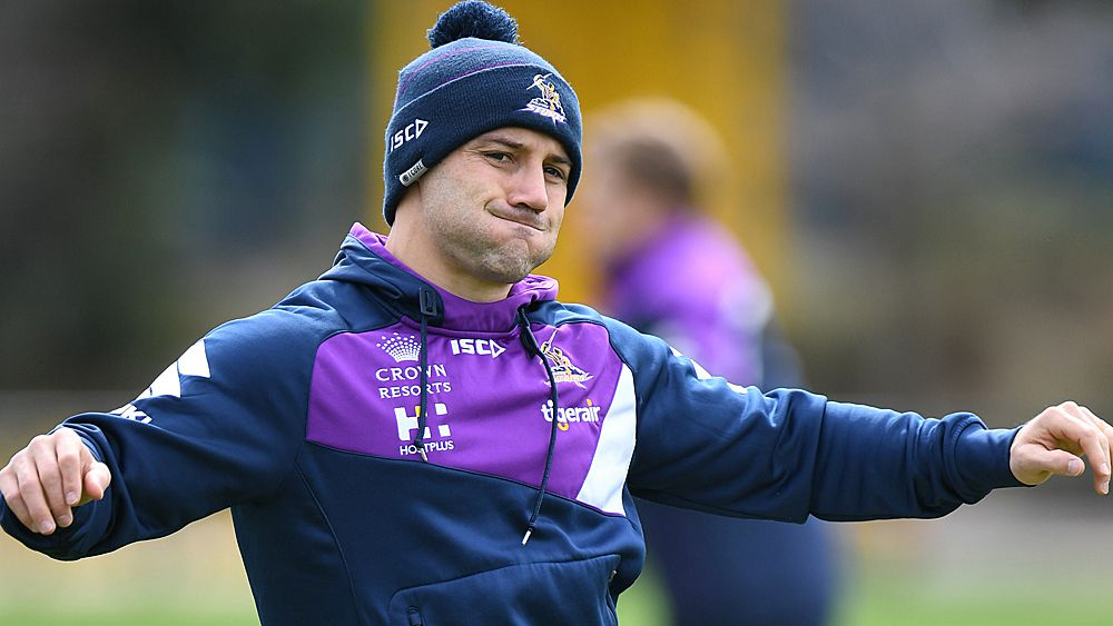 Cronk no longer Moses' NRL concern at Eels