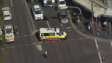 Two-year-old girl rushed to Sydney hospital after near drowning