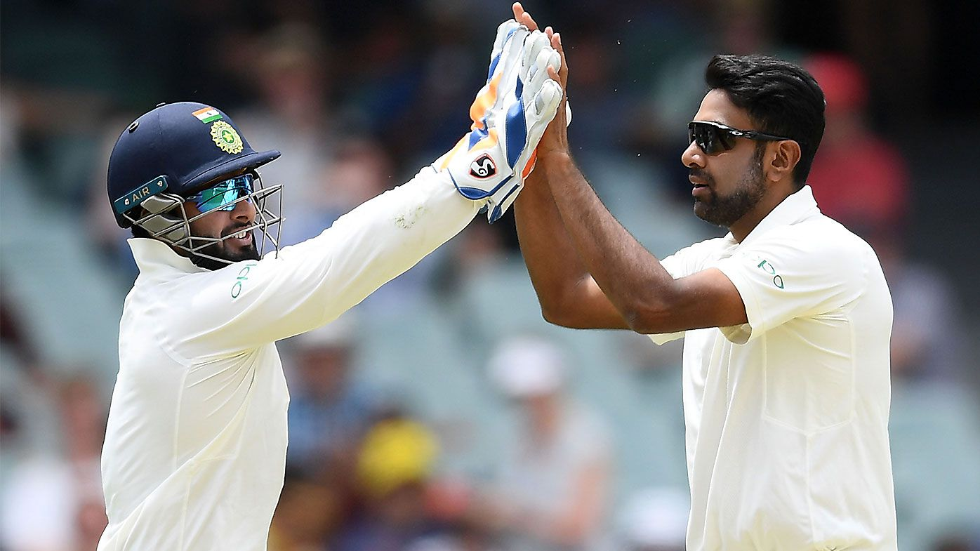 Ravichandran Ashwin calls out Australian batsmen after day two dominance