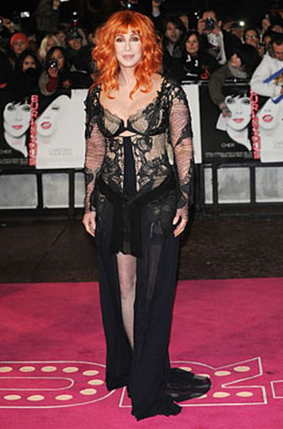<b>Age: 65</b><br/><br/>Do these mature celeb ladies have what it takes to dress half their age?