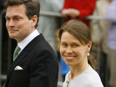 Sarah and Daniel Chatto