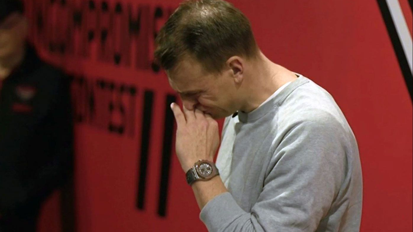 AFL: Brendon Goddard sad, not angry, with Essendon Bombers decision