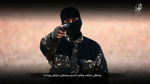 """ISIL has attracted many international fighters, including the Englishman known as """"Sid""""."""