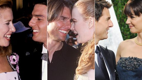 Katie, Nicole, Mimi – they were all 33 when their marriages to Tom Cruise ended