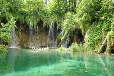 <strong>Plitvice Lakes, Croatia</strong>