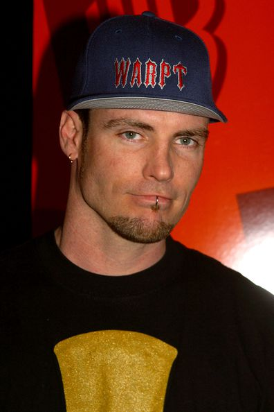 Vanilla Ice, WB Network's 2004, All Star Party, Hollywood