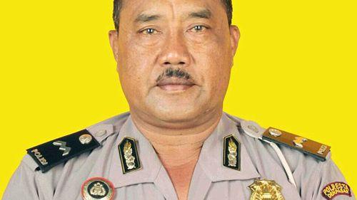 Inspector Wayan Sudarsa, 53. (Supplied)
