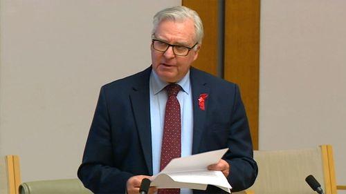 Labor MP Chris Hayes.